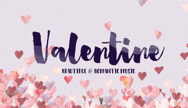 Конкурс для Valentine's Day от Audiojungle.
